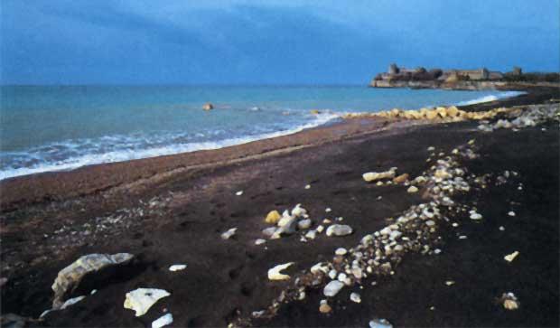 Costa etrusca a Pyrgi
